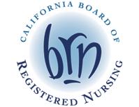 California Board of Registered Nursing embed